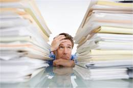 Стрес и стресови фактори на работното място