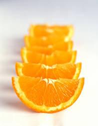 Пресни цитрусови плодове на здравословната трапеза
