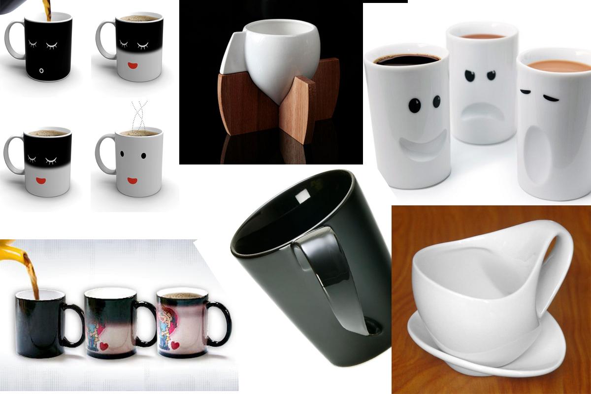 Интересни чаши за кафе