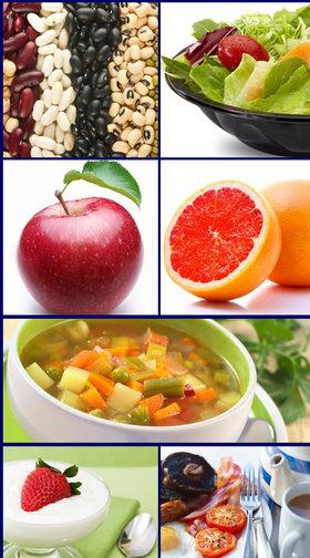 Бързо отслабване с правилните хранителни продукти