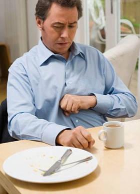 Проблеми със стомаха - резултат от нерви