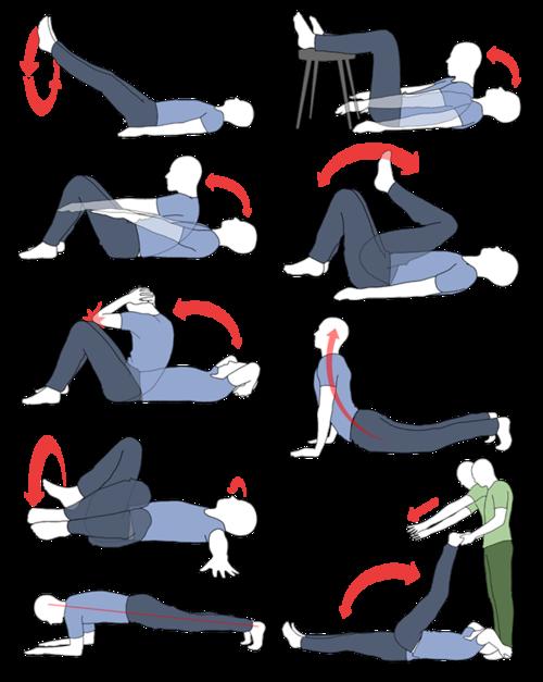 Упражнения за бързо отслабване вкъщи